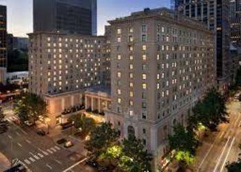 Olympic Fairmont Hotel Seattle