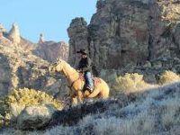 Smith Rock Horseback Ride