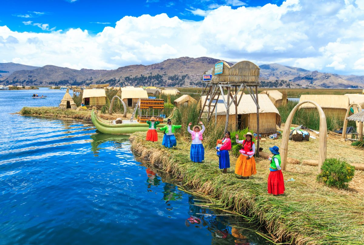 trips to peru to lake titicaca