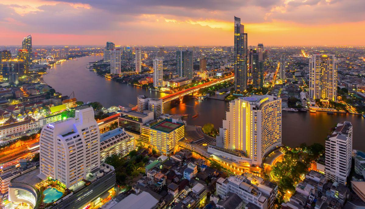 thailand trip to bangkok