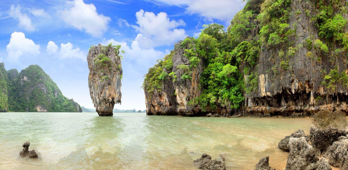 thailand tours phang nga bay