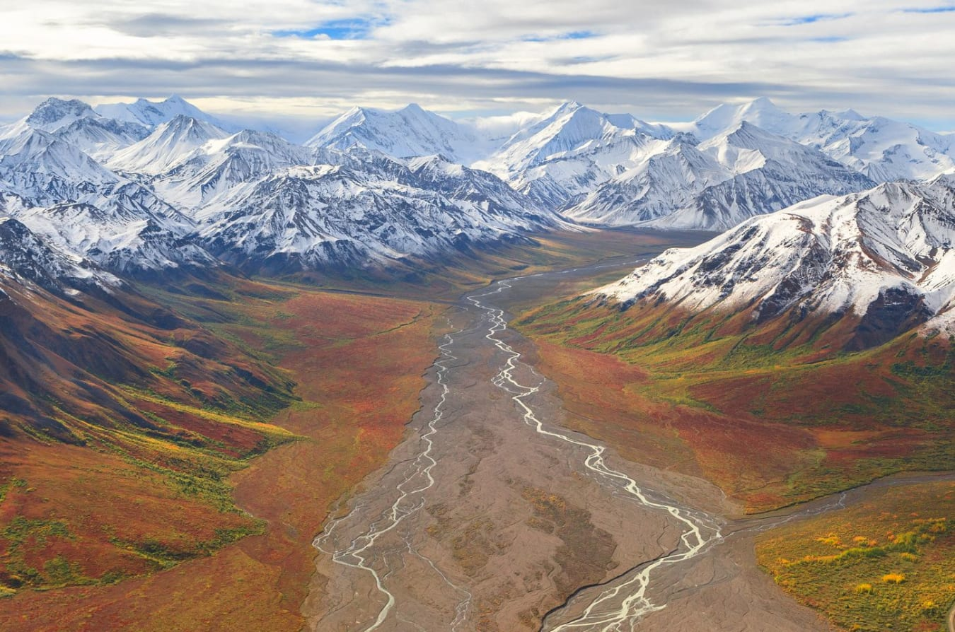Essential Alaska by Air, Land and Sea 13-day / 12-night