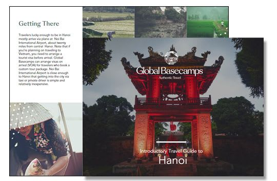 hanoi destination guide