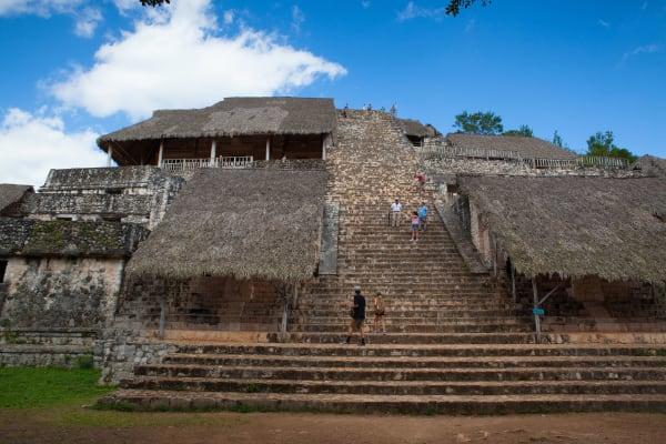 Ek Balam Pyramid