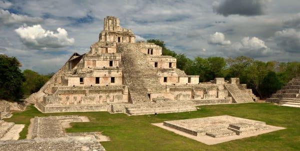 Great Pyramid of Edzna
