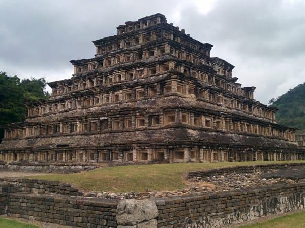 El Tajin Pyramid