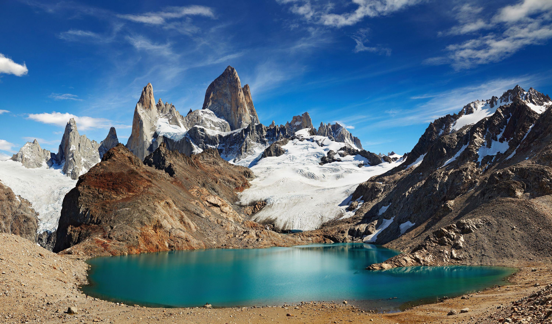 El Chalten in Argentinian Patagonia