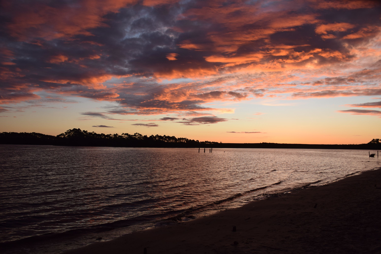 Strahan Beach Sunset