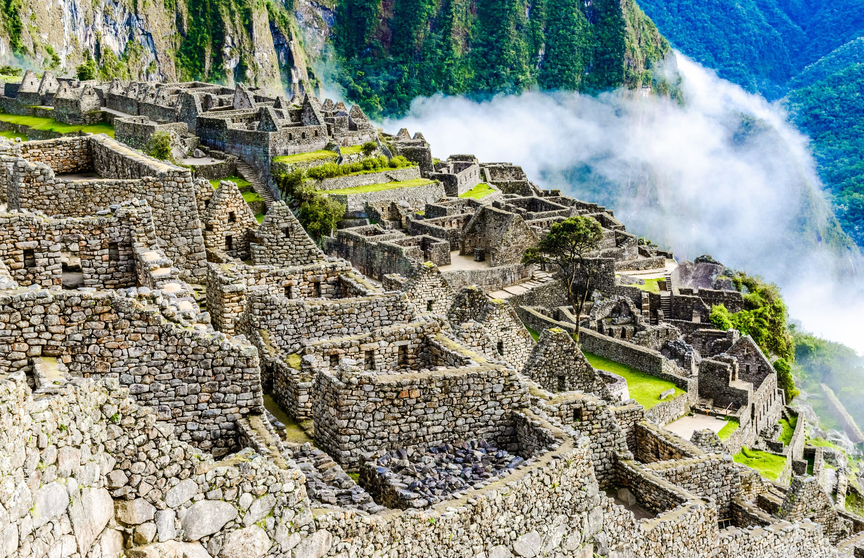 Machu Picchu Elevation Cusco Altitude Global Basecamps