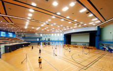 jurong east sports hall