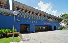 clementi sports hall
