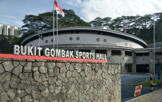 bukit gombak sports hall