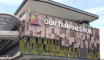 our tampines hub