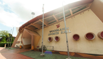 woodlands sports hall