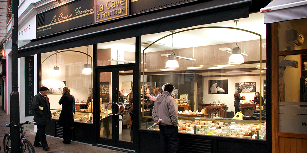 La Cave à Fromage: South Kensington undefined classes in London