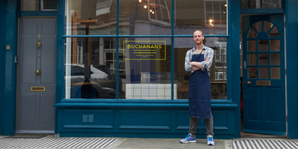 Meet the Maker by Buchanans Cheesemonger - drinks-and-tastings in London
