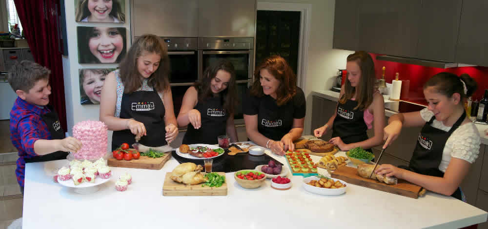 Canapés Cooking Class by Emma's Kitchen - food in London