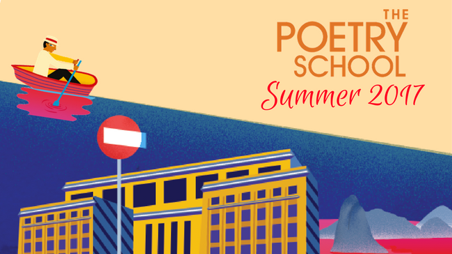 Shaping Your Poetry Style Course with Tim Dooley by The Poetry School - art in London