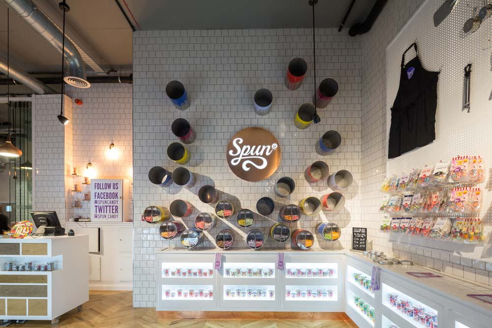 Children's Candy Masterclass by Spun Candy - food in London