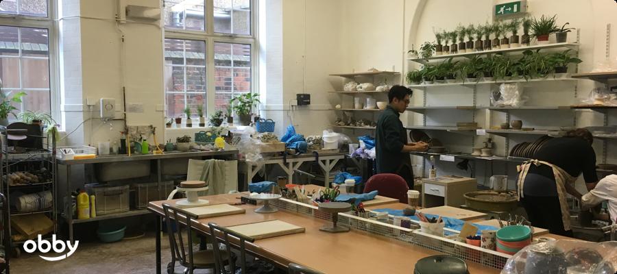 Obby Customer Stories: Jenny does pottery