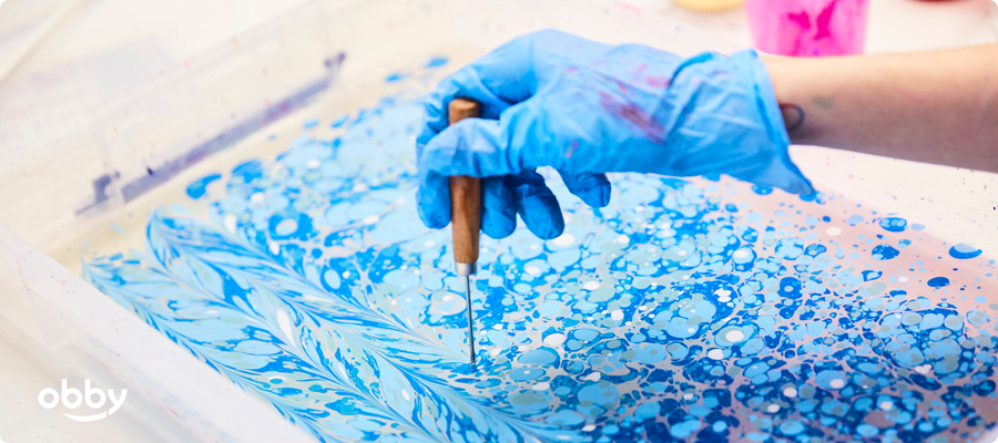 paper-marbling-paper-crafts
