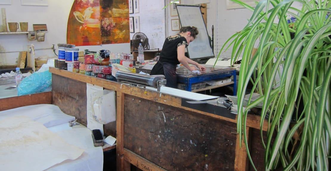 Printing Classes London