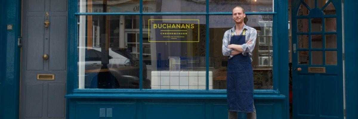 Buchanans Cheesemonger