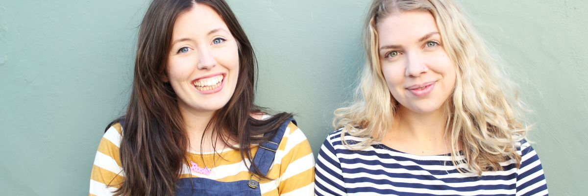 The New Craft House is owned and run by Hannah and Rosie! Their beautiful studio just off Broadway Market is their space for sharing all their crafty projects along with a few other things they love.