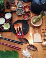 Private Sushi Making MasterClass For Two by Sushi Queen - food in London