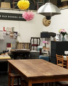 The Old School Club crafts classes in London
