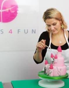 Cakes 4 Fun food classes in London