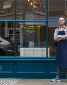 Buchanans Cheesemonger drinks-and-tastings classes in London
