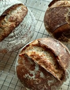 Badgerbrook Breads food classes in London