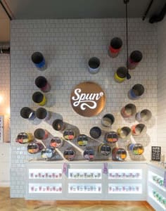 Spun Candy food classes in London