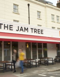 The Jam Tree  classes in London