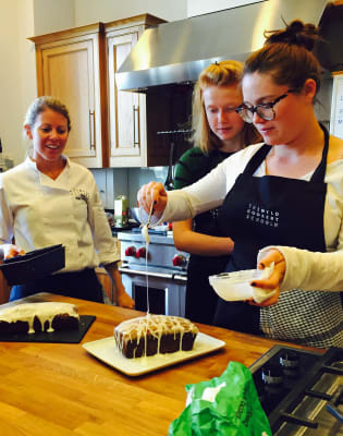 Essentials Cookery Course by Wyld Cookery School - food in London