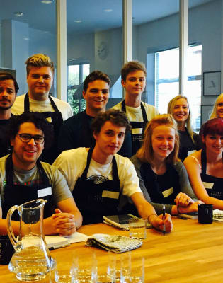 Wyld Seasonaire Course by Wyld Cookery School - food in London