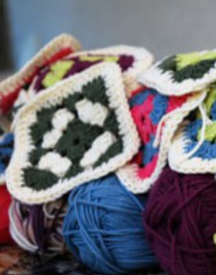 Beginners Crochet by The Old School Club - crafts in London