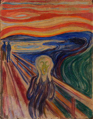 Paint The Scream: Bromley by PopUp Painting - art in London