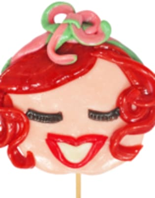 Candy Face Making Masterclass by Spun Candy - food in London