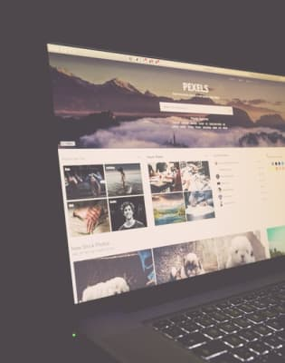 Create a Website Workshop by Photography Course London - photography in London