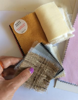Fabric Knowledge - How To Choose Fabrics For Sewing by Fashion Antidote - crafts in London