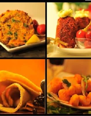 Club Vegetarian by London Vegetarian School - food in London