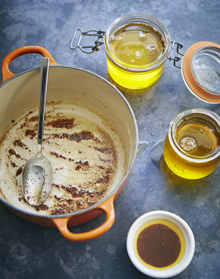 Eat Right, Stay Brilliant – Discover How to Make Ghee by Rude Health - food in London