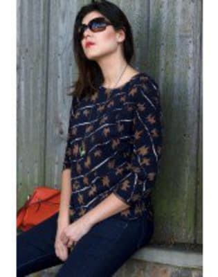Sew an Everyday Blouse by The Village Haberdashery - crafts in London