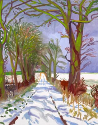 Paint Hockney: Bromley by PopUp Painting - art in London