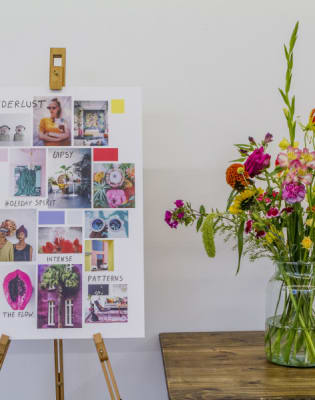 Bloomon Flower Arranging Workshop: Seven Sisters by bloomon - crafts in London