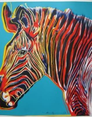 Paint Pop Art: Wimbledon by PopUp Painting - art in London