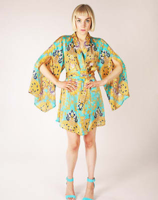 Sew an Asaka Kimono with Rachel Pinheiro by The Village Haberdashery - crafts in London