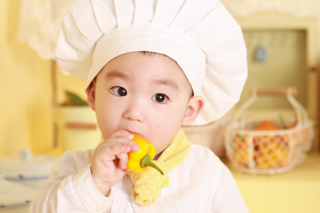 How to cook for children - Obby